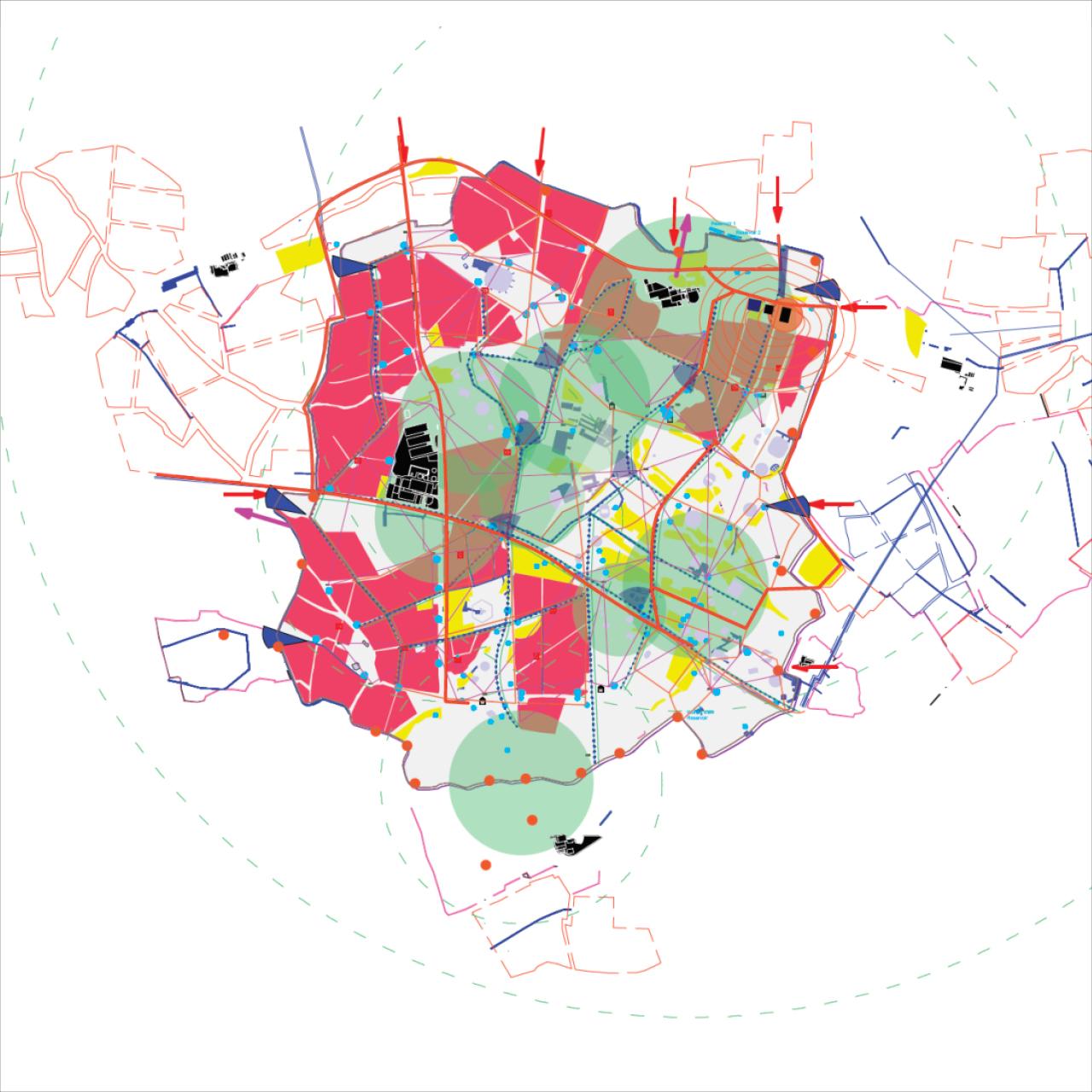Juliet Bidgood - architecture / urban design