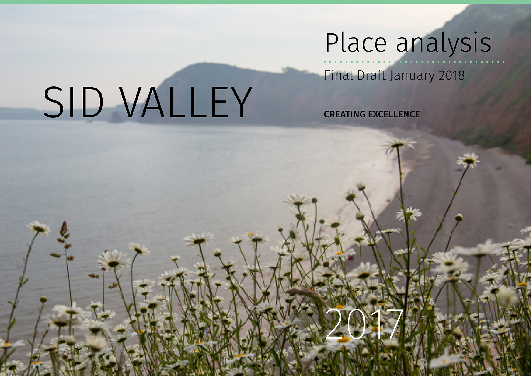 Sid Valley - place analisis