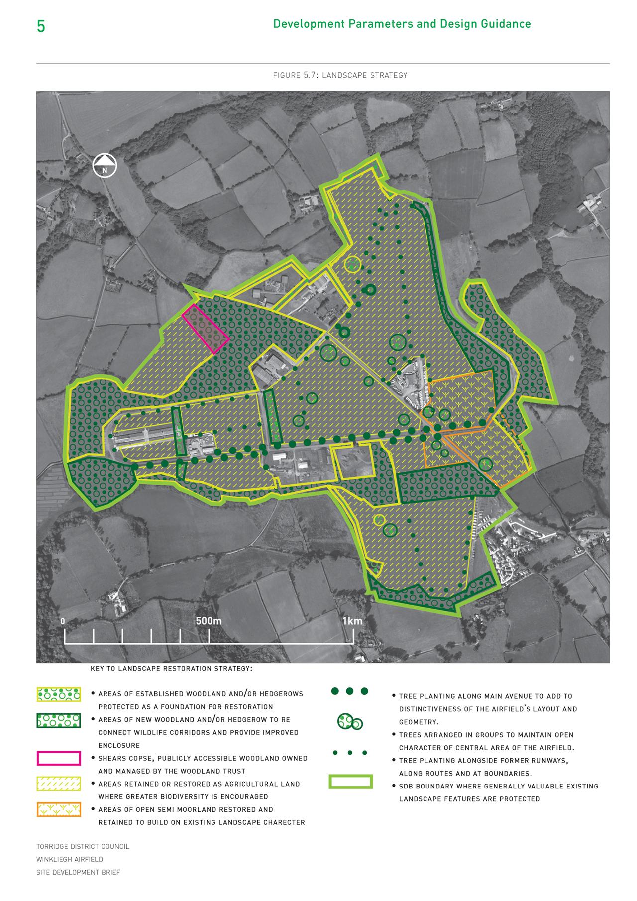 Winkliegh Airfield - Site development brief